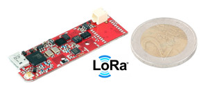 KCS TraceME integrates LoRa™ for low budget, long range traceability
