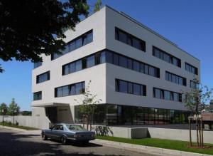 Der Müller-BBM Neubau in der Körnerstraße in Berlin ist nun bezogen