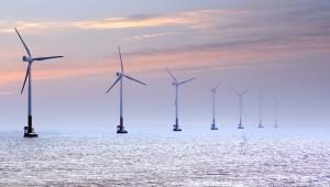 Offshore-Windparks können künftig günstiger gebaut werden (Foto: TU Delft)