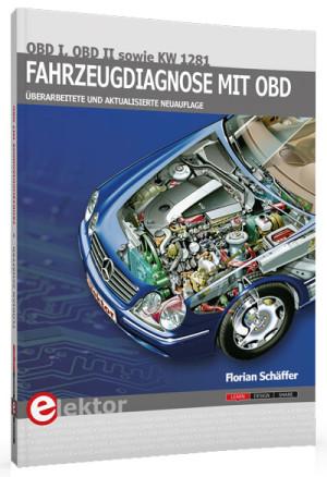 Exklusiv für Mitglieder: Neues OBD-Fachbuch bis Montag, 18.05. bestellen und bis zu 25% sparen!