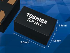 Winzige Optokoppler von Toshiba