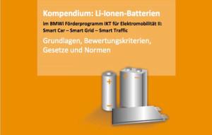 Kostenloses PDF zu Lithium-Ionen-Akkus