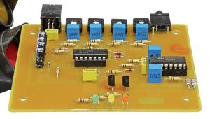 Projekt-Nr. 50: Audio-Ampel