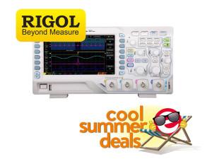 Die beliebten Rigol-Laborgeräte sind nun auch bei Elektor erhältlich – kurzzeitig zu Schnäppchenpreisen