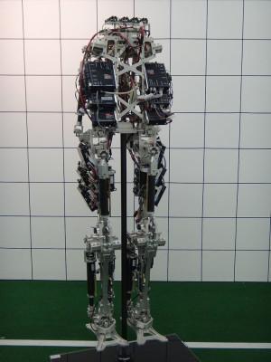 Un robot pour éteindre les incendies de bateaux