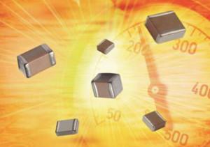 Jusqu'à 250 °C de température de fonctionnement pour des condensateurs céramique multicouches