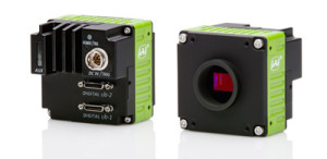 Caméras industrielles CCD 2,8 Mp Stemmer