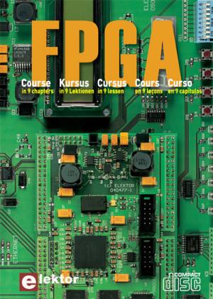 CD-ROM Cours FPGA gratuit pour nos abonnés