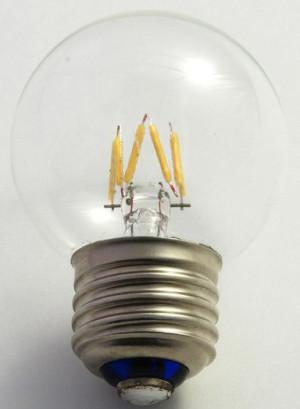Des LED remplacent le filament de lampes d'éclairage
