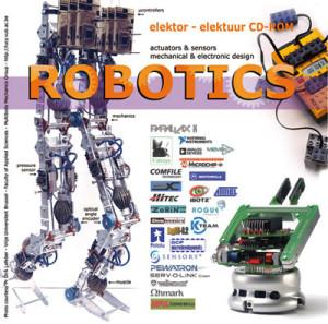 Gratuit pour les abonnés Elektor PLUS : le CD-ROM Robotics