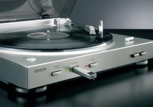 Du vinyle au MP3, il n'y a qu'une platine