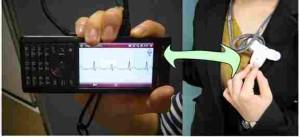 Un téléphone portable qui vous tient à coeur