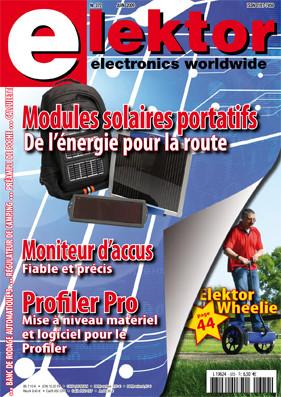 Elektor n. 372 - juin 2009 : un numéro plein de surprises