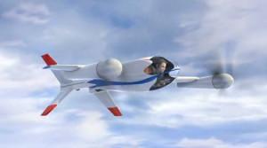 Puffin : drôle d'oiseau ou avion personnel de S. Dupont ?