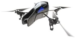 Une 4L volante téléguidée par iPhone