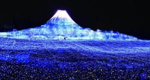 Une montagne de LED