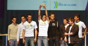 Entreprise lycéenne Econergie : Prix de la Meilleure Entreprise de Production
