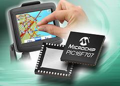 Microchip : le sens du toucher