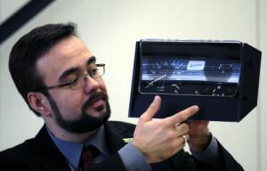 Nanotechnologie et papillons : Finition antireflet parfaite