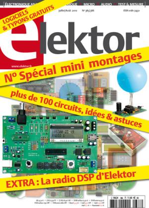 Elektor de juillet-août : téléchargement gratuit pour les abonnés