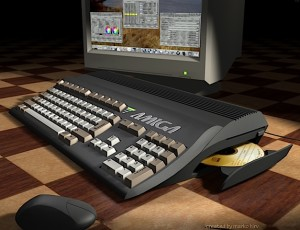 Amiga de Commodore, nouveau micro de l'année !