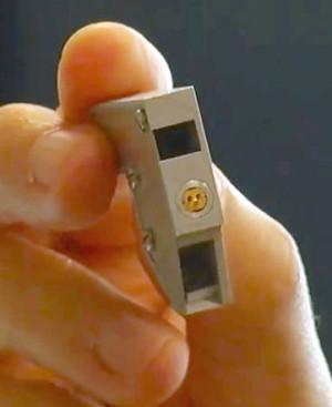 Projecteur de (toute petite) poche