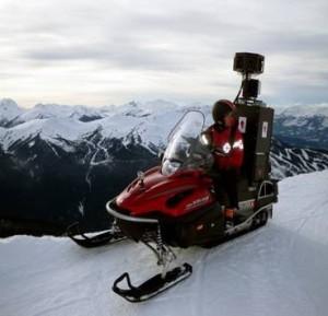 Après Google Street View, Google Ski View