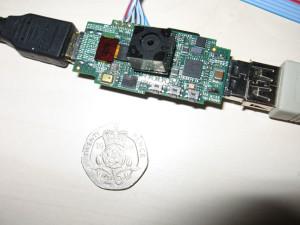 Un ordinateur dans une clé USB