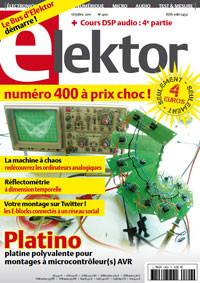 les 400 coups d'Elektor : le numéro d'octobre à 4 euros