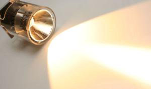 Spot à LED surpuissant : 124 000 candelas !