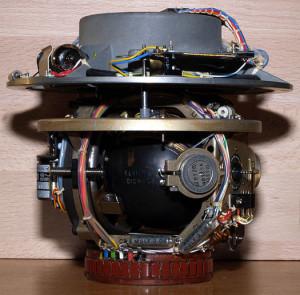 Un gyroscope tri-axial qui voit double