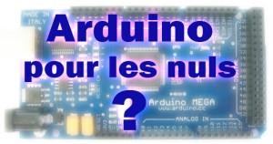 Arduino pour les nuls : un nouveau livre ?