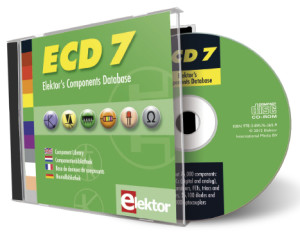 ECD 7 = Elektor's Components Database