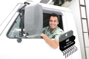 De la hi-fi dans les camions
