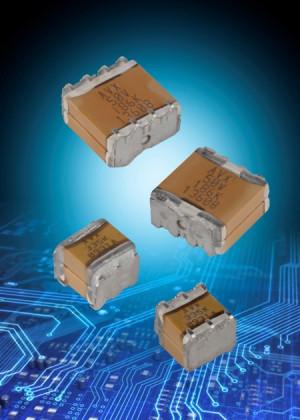 Nouveaux condensateurs CMS à constante diélectrique élevée pour alimentations à découpage