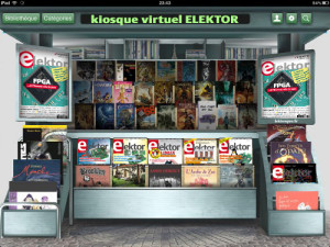 Kiosque virtuel Elektor