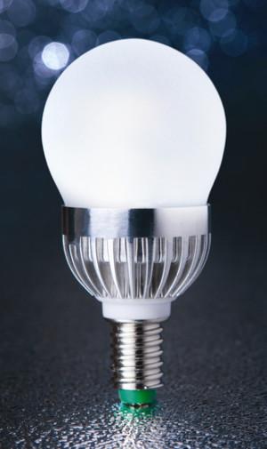 LED à 330°