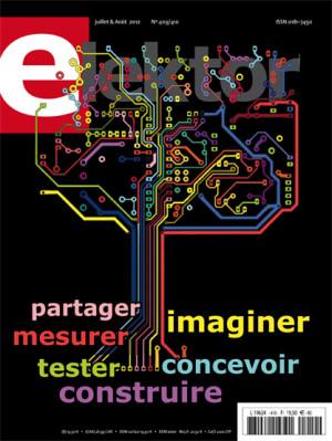Port gratuit sur le numéro d'Elektor de juillet-août