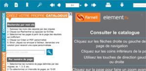 Prochaine génération de catalogues de composants : les clients associés à la mise au poin