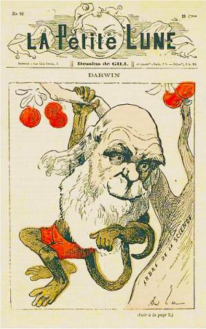 Darwin ne l'avait pas vue venir... l'électronique évolutive