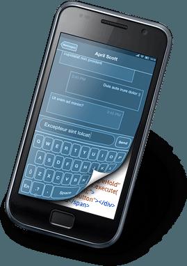 Firefox à l'assaut des téléphones tactiles