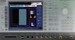 L'analyseur de radiocommunications MT8820C pour  tester les bandes LTE FDD 22, 42 et 43