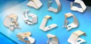 Nouveaux contacts CMS de blindage compacts et économiques