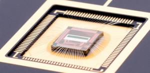 Un appareil photo intégré sur une puce