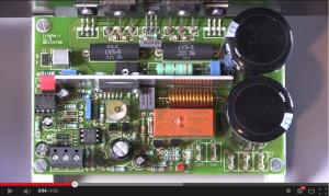 Tutoriel vidéo pour l'ampli audio Q-Watt