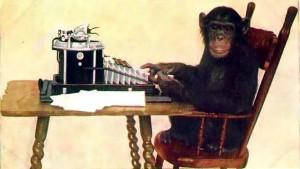 Un programme pour faire le singe