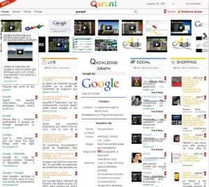 Qwant Google sera détrôné ?