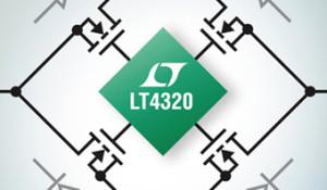 Dissipation thermique et chutes de tension réduites par un contrôleur à pont de diodes id