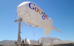Google dans le ciel de demain