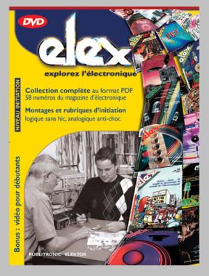 Platine ELEX offerte ! DERNIERS JOURS...